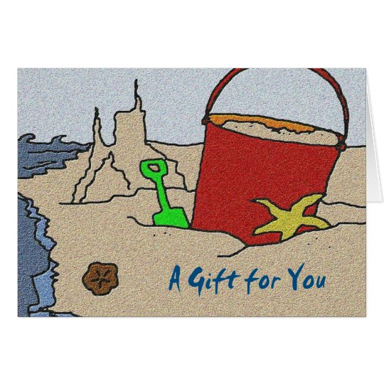 Gift Card Greeting