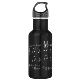 Gift Dark Water Bottle