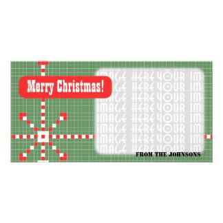 Gift design photo greeting card