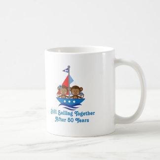 Gift For 50th Wedding Anniversary Monkey Coffee Mug