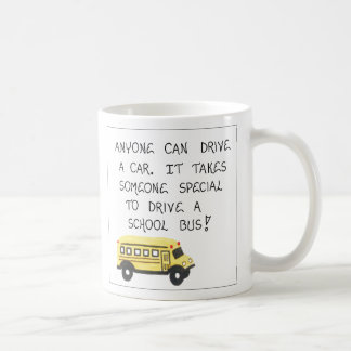 Gift for Bus Driver Mug - Schoolbus