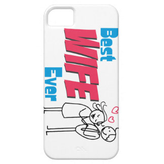 Gift Idea: Best Wife iPhone 5 Cover