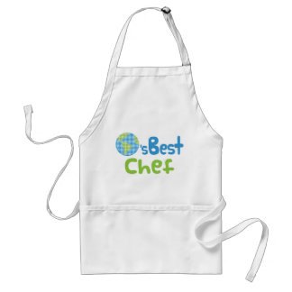Gift Idea For Chef (Worlds Best) Apron