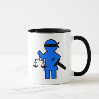 Gift idea for lawyer mug