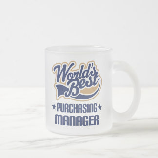 Gift Idea For Purchasing Manager Worlds Best Coffee Mug