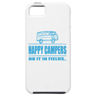 Gift Items For The Happy Inspired Camper Case For The iPhone 5