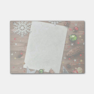 Gift List Post-it Notes