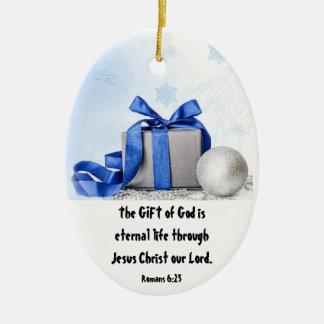 GIFT of God Ornament