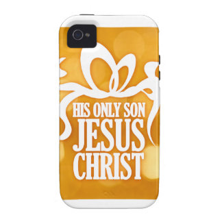 Gift of Jesus Case-Mate iPhone 4 Cover