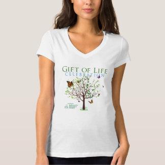 Gift of Life Celebration T Shirts