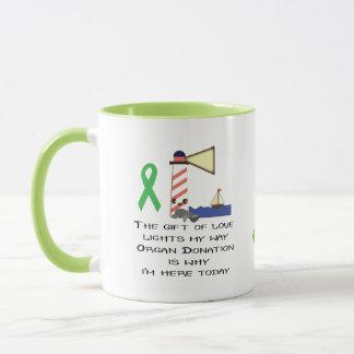 Gift Of Love Lighthouse Mug