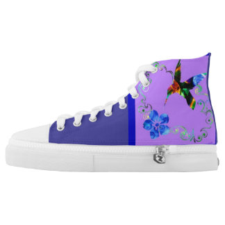 gift printed shoes