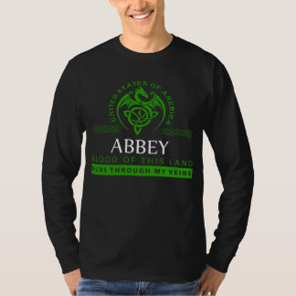 Gift T-Shirt For ABBEY