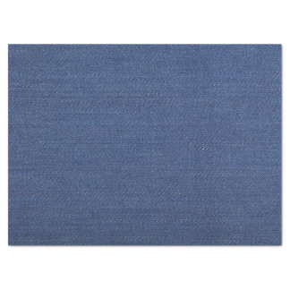 Gift Tissue Paper with blue jeans, denim textiles