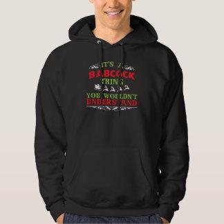 Gift Tshirt For BABCOCK