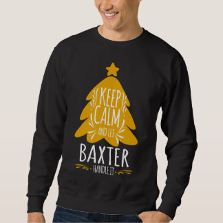 Gift Tshirt For BAXTER