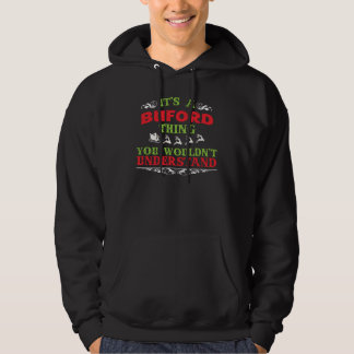 Gift Tshirt For BUFORD