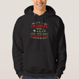 Gift Tshirt For CASANOVA