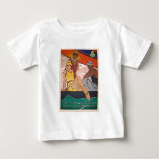 Gift Vintage Cadiz Poster Tourism T Shirt