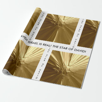 Gift Wrapping Paper - THE STAR OF DAVID