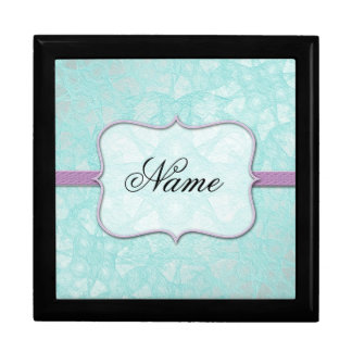 Giftbox abstract background retro style large square gift box