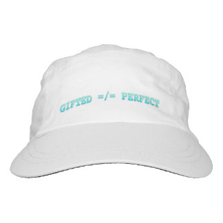 Gifted, not Perfect Hat