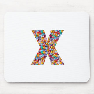 GIFTS For ALPHA XXX : Jewels Pearls Gems Mouse Pad