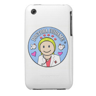 Gifts for Blond and Celestial Doctor Take care of  iPhone 3 Case-Mate Cases
