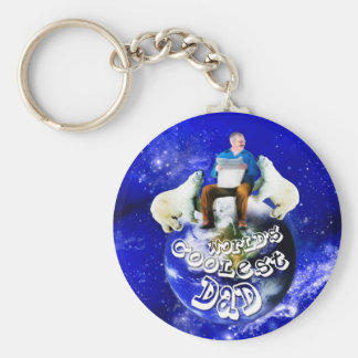 Gifts for Father's day or his birthday Key Ring