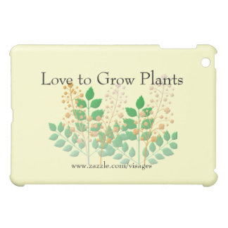 Gifts for Gardeners Cover For The iPad Mini