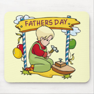 Gifts for Him on Father's Day Mouse Pad
