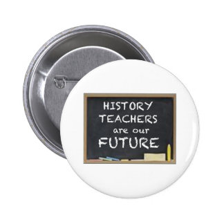 GIFTS FOR HISTORY TEACHERS 6 CM ROUND BADGE