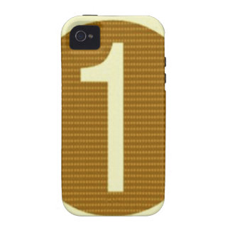 Gifts for Leaders Winners Topper Champions KIDS 99 Case-Mate iPhone 4 Cover