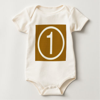 Gifts for Leaders Winners Topper Champions KIDS 99 Bodysuit