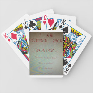 Gifts For Moms Bicycle Playing Cards