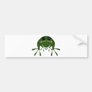 Gifts Frog Bumper Stickers