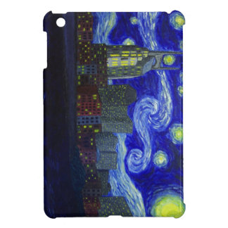 """Gifts: """"Nashville Starry Night"""" by Jack Lepper Case For The iPad Mini"""