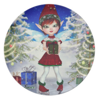 Gifts of Enchantment Melamine Plate