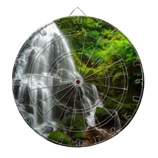 Gifts of Nature Forest Waterfall Dartboard