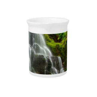 Gifts of Nature Forest Waterfall Pitcher