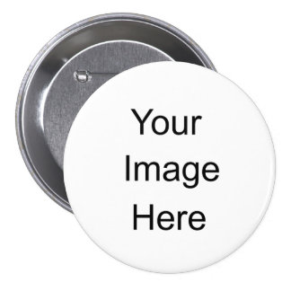 Gifts under $10 Large 3 Inch Round Button Holiday