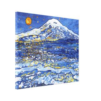 Gig Harbor Stretched Canvas Prints