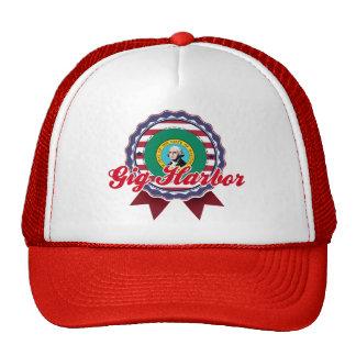 Gig Harbor, WA Trucker Hat