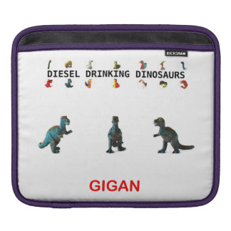 GIGAN iPad SLEEVE