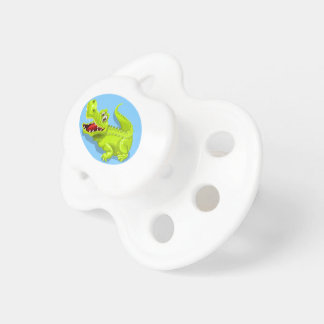 Gigant crocodile baby pacifiers