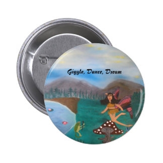 Giggle Dance Dream Accesory Pinback Buttons