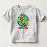GiggleBellies Nanas the Monkey Tee Shirt
