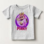 GiggleBellies Pinky the Monkey Tshirts