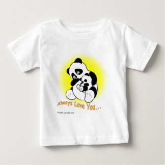 gigglePanda for Mother's Day Baby T-Shirt