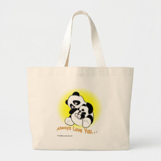 gigglePanda for Mother's Day Canvas Bags